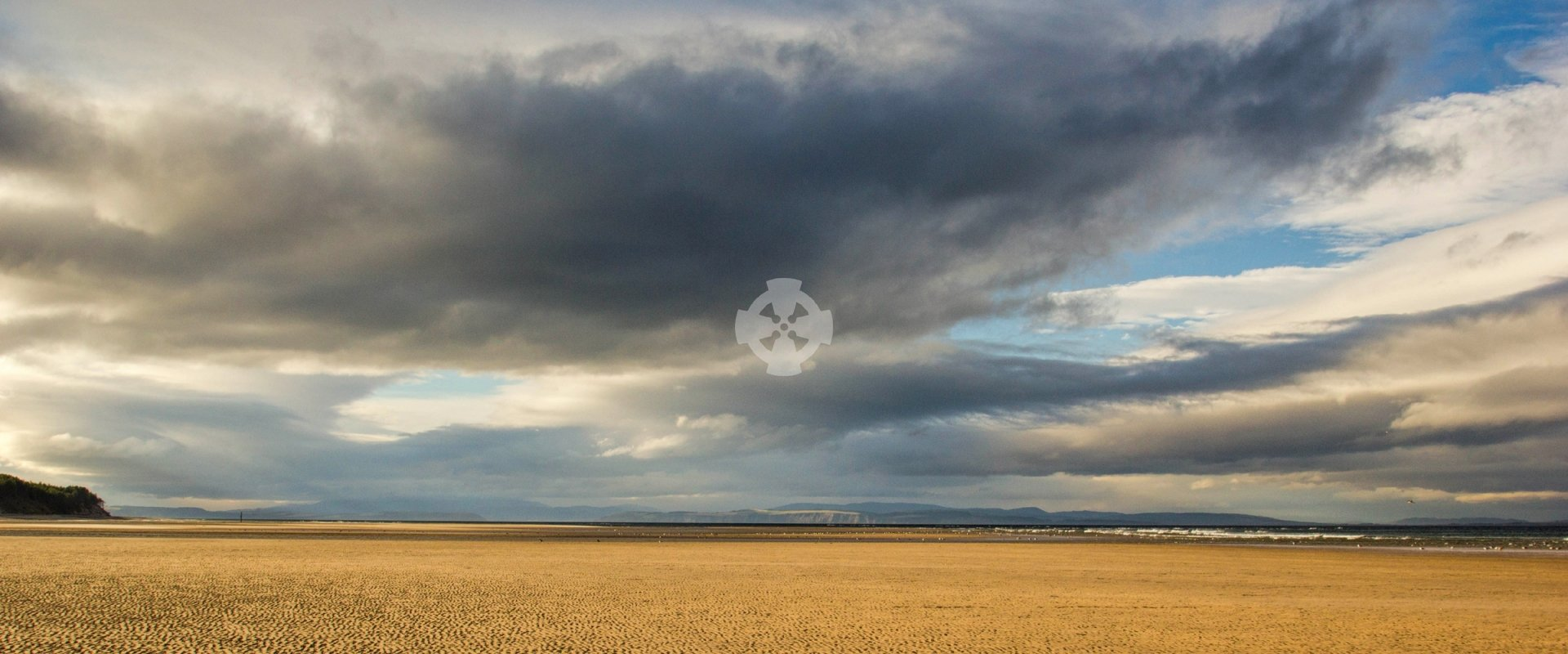 findhorn beach, moray