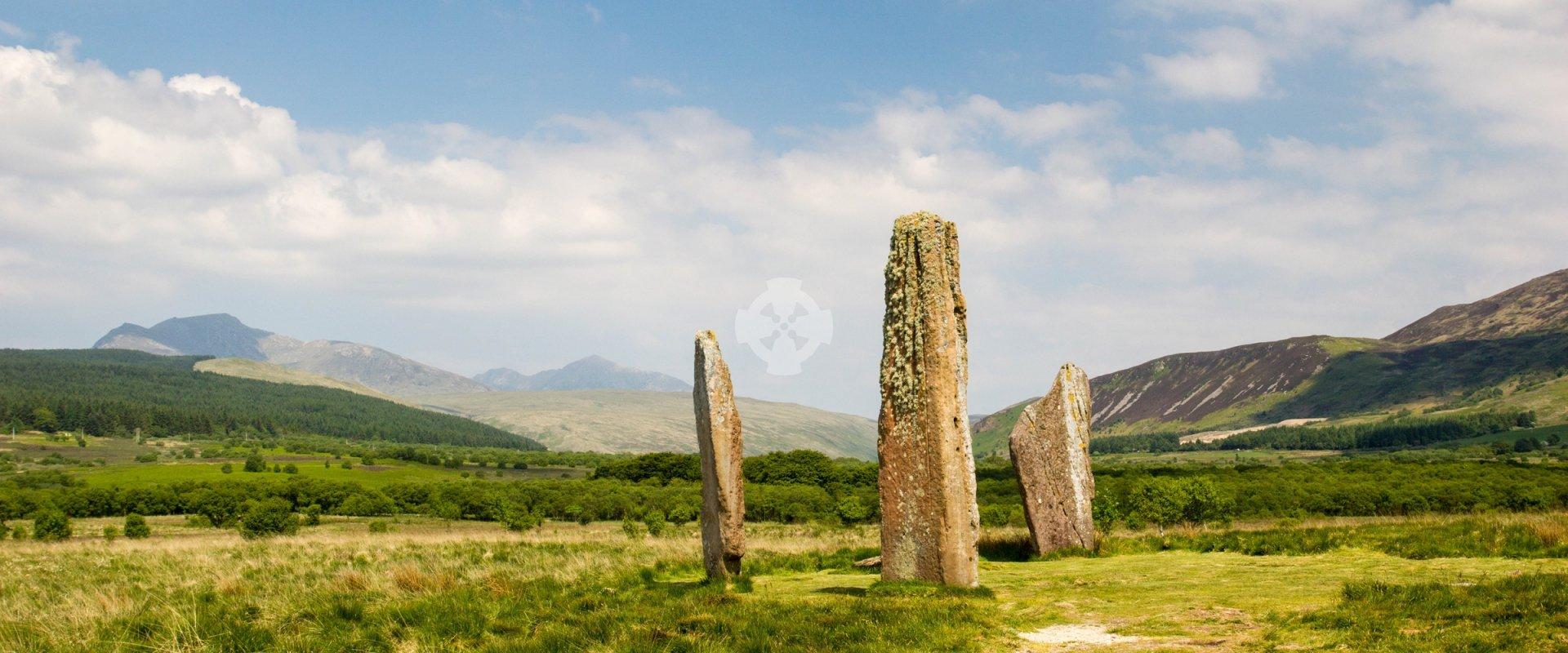 Standing Stones, Machrie Moor, Arran