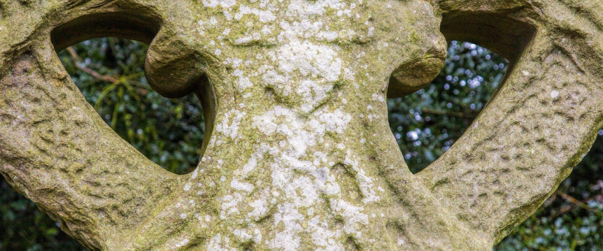 Stone carved cross, Kells
